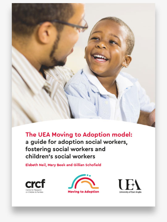 moving to adoption practice programme 2020 cover